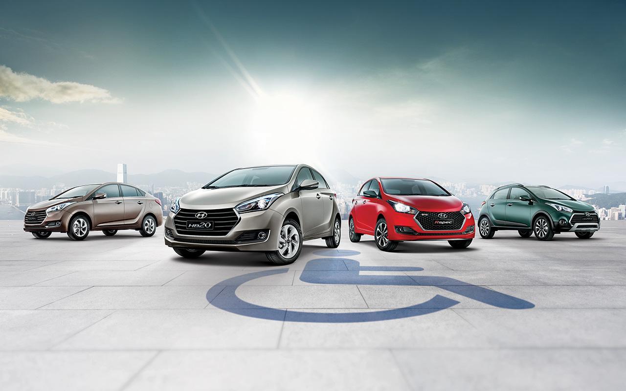 Comprar Hyundai isenção imposto PDC